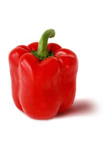 Utiel blocky paprika